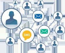 Envio de Email e SMS grande volume ou sob demanda - Totaldocs